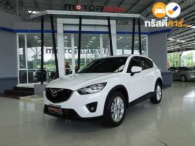 MAZDA CX-5 XDL SA 4DR WAGON 2.2DCT 6AT 2014