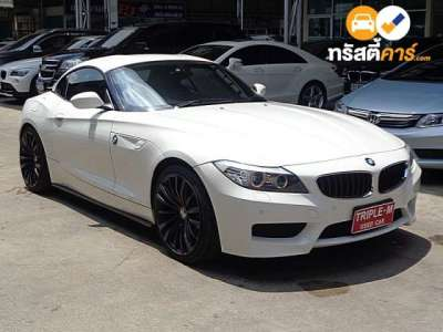BMW Z4 SDRIVE 23I STEPTRONIC 2DR CONVERTIBLE 2.5I 6AT 2011