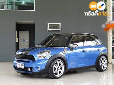 MINI COOPER SD ALL4 COUNTRY SA 4DR HATCHBACK 2.0DCT 6AT 2014