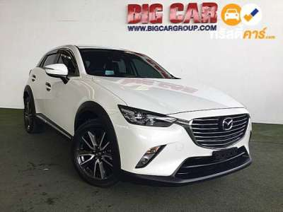 MAZDA CX-3 SP SA 4DR WAGON 2.0I 6AT 2016