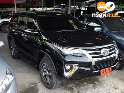 TOYOTA FORTUNER V 7ST 4DR WAGON 2.8DCT 6AT 2016