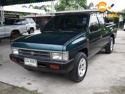 NISSAN BIG M EXT. CAB SUPER GL M 2DR PICKUP 2.5D 5MT 1995
