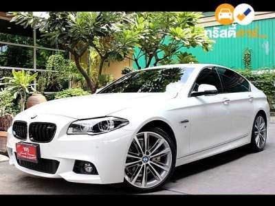BMW Series 5 M SPORT STEPTRONIC 528I 4DR SEDAN 2.0ITT 8AT 2015