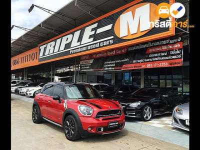 MINI COOPER SD ALL4 COUNTRY SA 2DR HATCHBACK 2.0DCT 6AT 2015