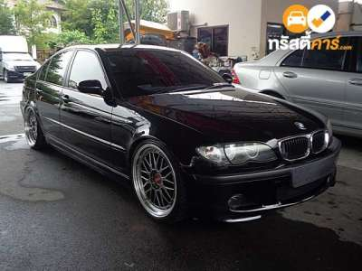 BMW Series 3 HIGHLINE 318I 4DR SEDAN 1.8I 4AT 2001