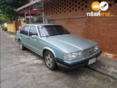 VOLVO 940 GL 4DR SEDAN 2.3 4AT 1993