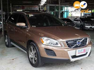 VOLVO XC60 D3 7ST SA 4DR WAGON 2.0DCT 6AT 2012