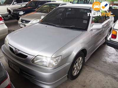 TOYOTA SOLUNA E 4DR SEDAN 1.5I 4AT 2002