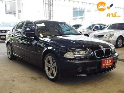 BMW Series 3 SA 318I 4DR SEDAN 1.9I 4AT 2002
