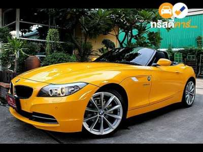 BMW Z4 SDRIVE 20I STEPTRONIC 2DR CONVERTIBLE 2.0I 8AT 2013
