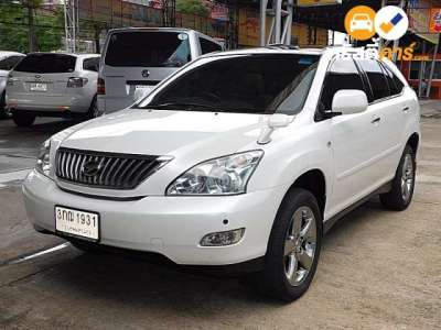 TOYOTA HARRIER 240G 4DR SUV 2.4I 4AT 2011