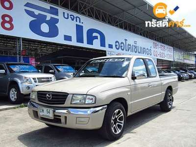 MAZDA FIGHTER FREE CAB LUX 2DR PICKUP 2.5DTI 5MT 2004