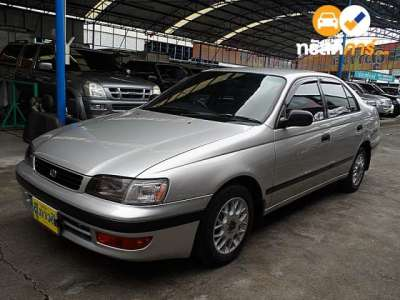TOYOTA CORONA GLI 4DR SEDAN 1.6 4AT 1998