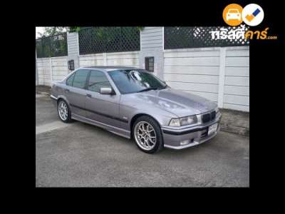 BMW Series 3 323I 4DR SEDAN 2.4I 4AT 1999