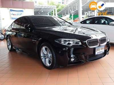 BMW Series 5 STEPTRONIC 525D 4DR SEDAN 2.5DCT 8AT 2016