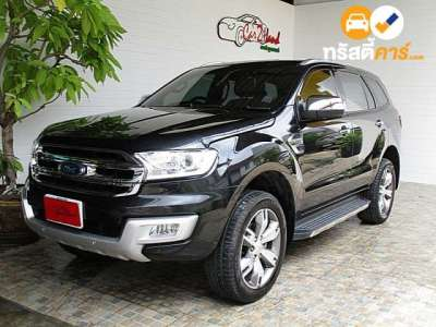 FORD EVEREST TITANIUM 7ST 4DR SUV 3.2DCT 6AT 2015