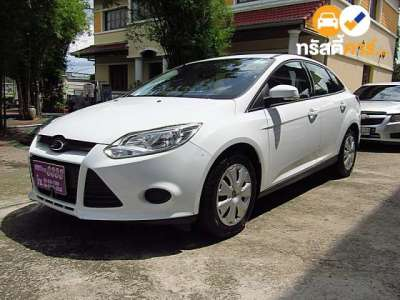 FORD FOCUS TREND 4DR SEDAN 1.6I 6AT 2015