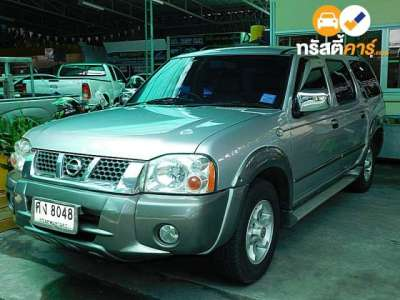 THAI RUNG XCITER GOLD LIMITED 7ST 4DR WAGON 3.0D 5MT 2005