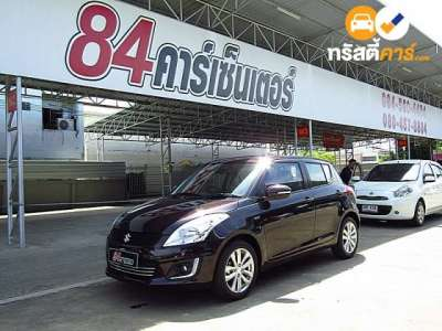 SUZUKI SWIFT RX CVT 4DR HATCHBACK 1.2I 7AT 2016