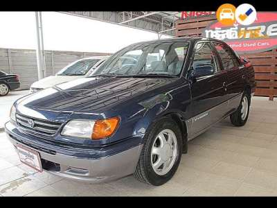 TOYOTA SOLUNA GLI 4DR SEDAN 1.5I 4AT 1999