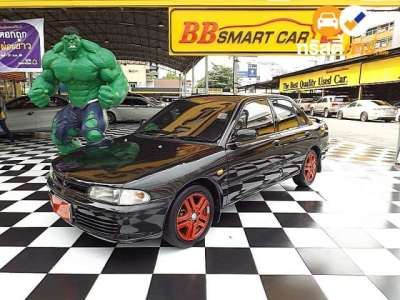 MITSUBISHI LANCER GLXI 4DR SEDAN 1.5I 4AT 1995