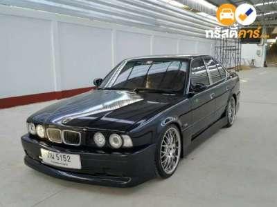 BMW Series 5 525I 4DR SEDAN 2.5 5MT 1991