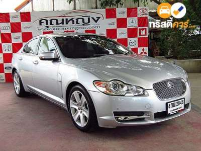 JAGUAR XF PREMIUM LUXURY SA 4DR SEDAN 3.0I 6AT 2009