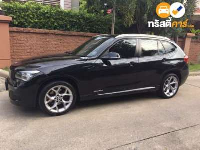 BMW X1 SDRIVE 20D XLINE STEPTRONIC 4DR SUV 2.0DTI 6AT 2013