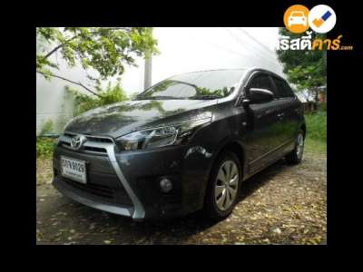 TOYOTA YARIS E CVT 4DR HATCHBACK 1.2I 4AT 2016