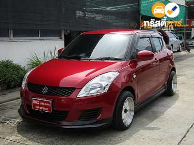 SUZUKI SWIFT GA CVT FWD 1.2I 4DR HATCHBACK 1.2I 0AT 2015