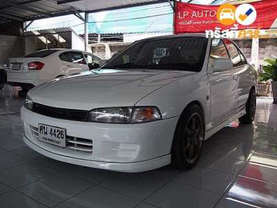 MITSUBISHI LANCER GLXI LTD 4DR SEDAN 1.6I 4AT 1999