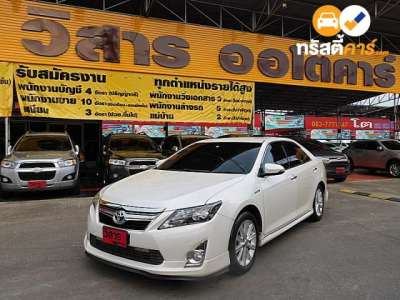 TOYOTA CAMRY HYBRID CVT FWD 2.5I (CD) 4DR SEDAN 2.5I 0AT 2015