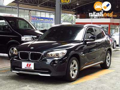 BMW X1 SDRIVE 20D XLINE STEPTRONIC 4DR SUV 2.0DTI 6AT 2012