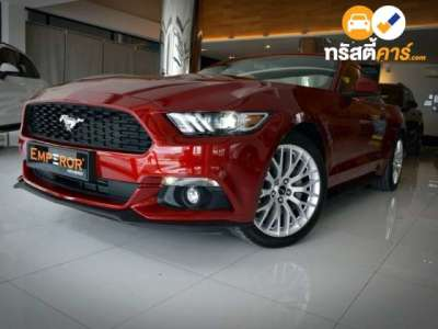 FORD MUSTANG GT 2DR COUPE 2.3 6AT 2016