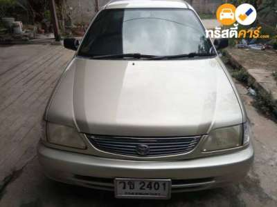 TOYOTA SOLUNA GLI 4DR SEDAN 1.5I 4AT 2001