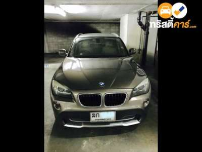 BMW X1 SDRIVE 20D STEPTRONIC 4DR SUV 2.0DTI 6AT 2011