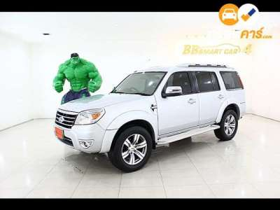 FORD EVEREST LTD SPORT TDCI 7ST 4DR SUV 3.0DCT 5AT 2010