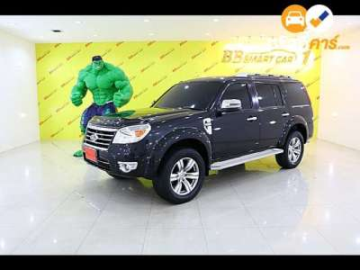 FORD EVEREST LTD TDCI 7ST 4DR SUV 2.5DCT 5AT 2009