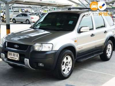 FORD ESCAPE XLT 4DR WAGON 3.0I 4AT 2004