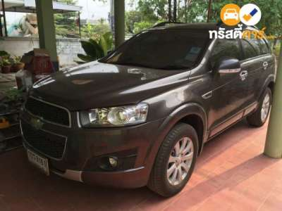 CHEVROLET CAPTIVA LS 7ST TIPTRONIC 4DR SUV 2.4I 6AT 2013