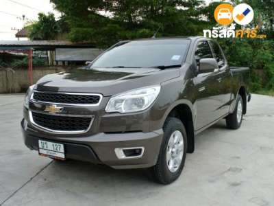 CHEVROLET COLORADO EXT. CAB LT 2DR PICKUP 2.5DCT 6MT 2016