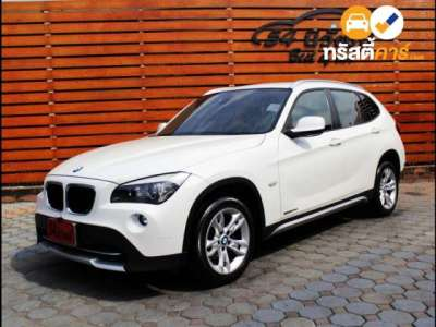 BMW X1 SDRIVE 20D HIGHLINE STEPTRONIC 4DR SUV 2.0DTI 6AT 2012