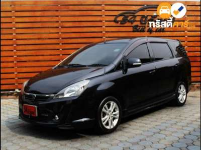 PROTON EXORA HIGH LINE 7ST 4DR WAGON 1.6I 4AT 2012