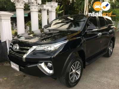 TOYOTA FORTUNER V 7ST 4DR WAGON 2.4DCT 6AT 2016