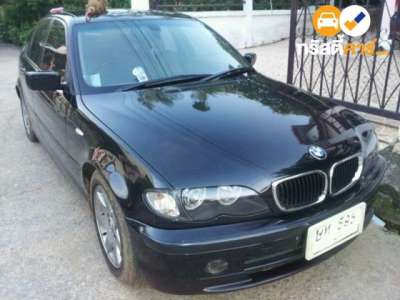 BMW Series 3 SE STEPTRONIC 318I 4DR SEDAN 2.0I 5AT 2004