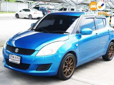 SUZUKI SWIFT GL 4DR HATCHBACK 1.5I 4AT 2015