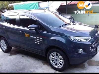 FORD ECOSPORT TITANIUM 4DR SUV 1.5I 6AT 2014