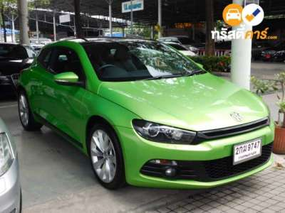 VOLKSWAGEN SCIROCCO TSI HIGHLINE MULTITRONIC 2DR HATCHBACK 2.0ITS 6AT 2013