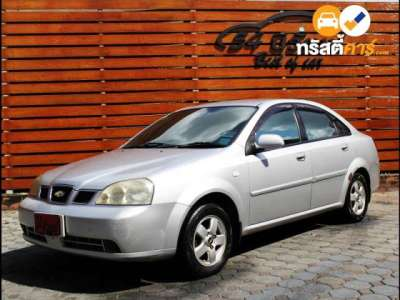 CHEVROLET OPTRA LS 4DR SEDAN 1.6I 4AT 2005