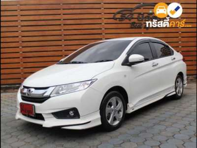 HONDA CITY V I-VTEC CVT 4DR SEDAN 1.5I 7AT 2016